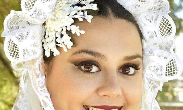 Selene Moya García, candidata 2020 de la Hoguera Monjas-Santa Faz