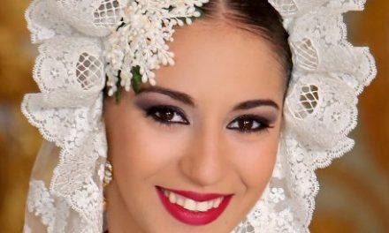 Eugenia Vicedo, candidata 2018 de la Hoguera Nou Alacant