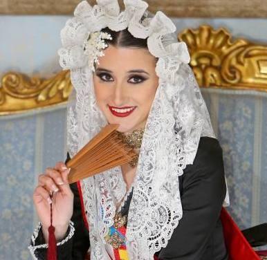 Sonia Meseguer, candidata 2019 de la Hoguera Óscar Esplá