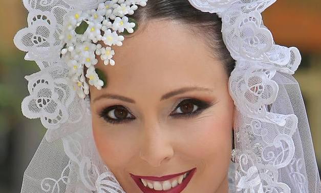 Elisabeth Aintzina, candidata 2019 de la Hoguera Plaza Lo Morant