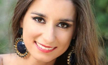 Paloma Catalá, candidata 2019 de la hoguera Calvo Sotelo