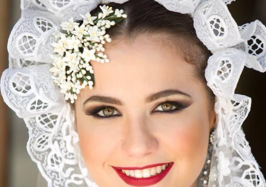 Althea Fuster Granja, candidata 2020 de la Hoguera Passeig de Gómiz