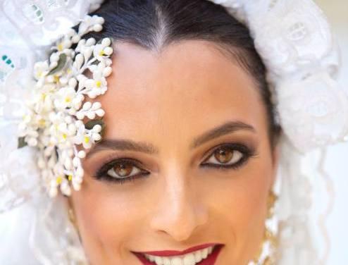 Ainhoa Roldán Olcina, candidata 2020 de la Hoguera Mercado Central