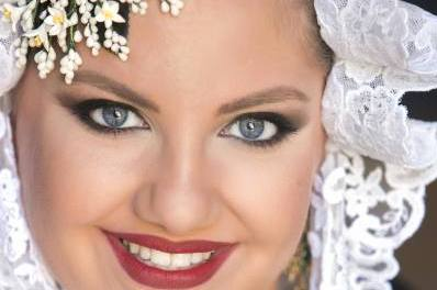 Nuria Cuenca, candidata 2019 de la Hoguera Alfonso el Sabio