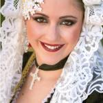 Cynthia Echeverría, candidata 2019 de la Hoguera Via parc-Vistahermosa