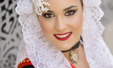 Raquel Alcaraz, candidata 2018 de la Hoguera Nou Alipark