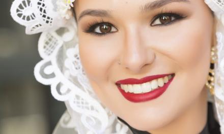 Sonia López, candidata 2019 de la hoguera Carolines Baixes