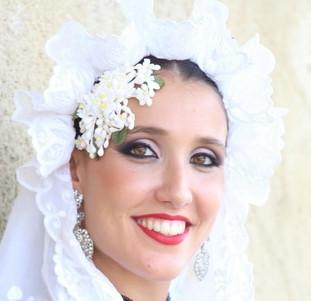 María Antón Gil, candidata 2020 de la Hoguera Mercado Babel
