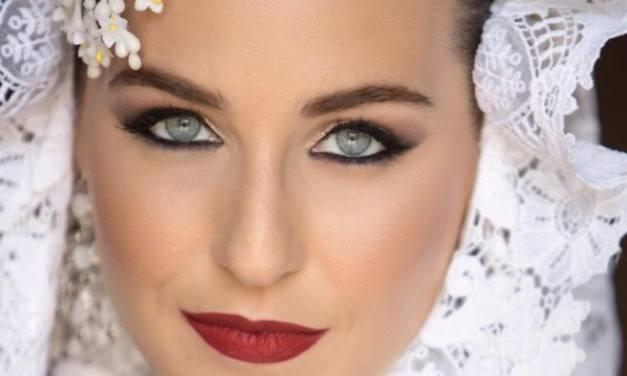Loreto Rico, candidata 2019 de la Hoguera Baver-Els Antigons