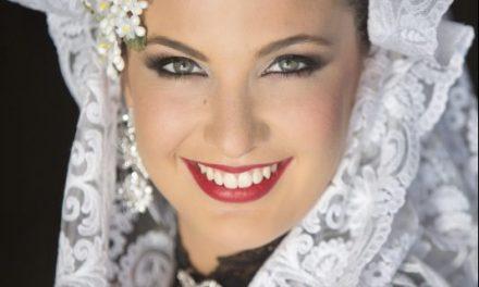 Sandra Sánchez, candidata 2018 de la hoguera Florida Sur