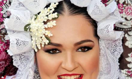 Paula Muñoz Ferrer, candidata 2020 de la Hoguera Altozano