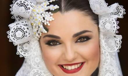 María Linares, candidata 2019 de la Hoguera Monjas-Santa Faz