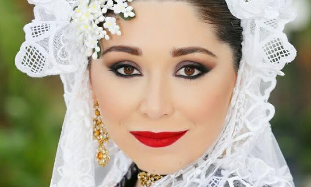 Sonia Ramírez, candidata 2019 de la Hoguera Benalúa