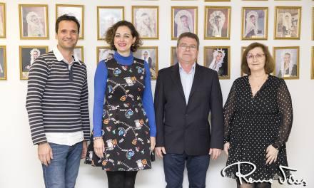 Alba Indumentaria Regional y José Fiesta, indumentaristas oficiales