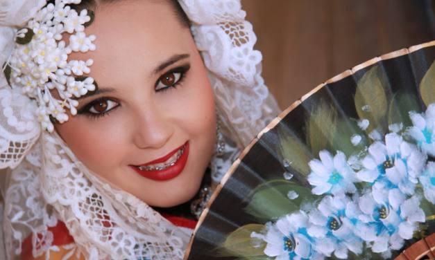María Felipe, candidata 2019 de la Hoguera Carolinas Altas