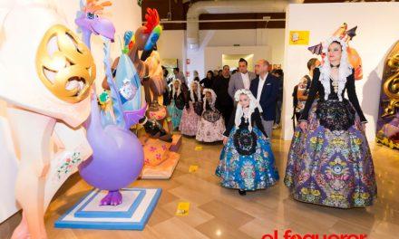 Se inaugura la Exposición del Ninot