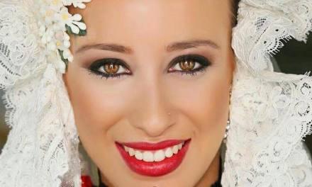 Arancha Aliaga, candidata 2019 de la Hoguera Pla del Bon Repós-La Goteta