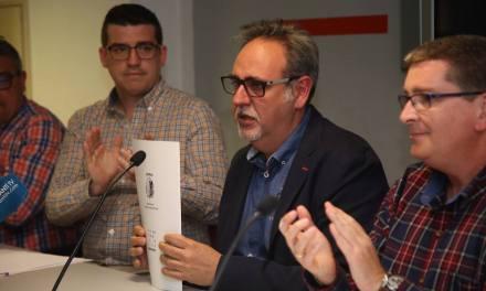Manuel Jiménez deja la presidencia de la Federación de Hogueras