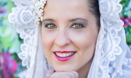 Vanessa Martínez, candidata 2018 de la Hoguera Virgen del Remedio-La Paz