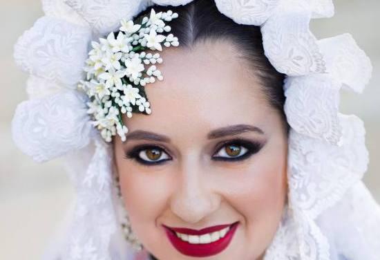 Azahara Flores Morejón, candidata 2020 de la Hoguera Calvo Sotelo