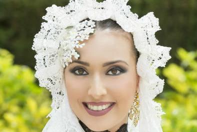 Bellesa del Foc d'Alacant 2018: Aleida González, Hoguera Port d'Alacant