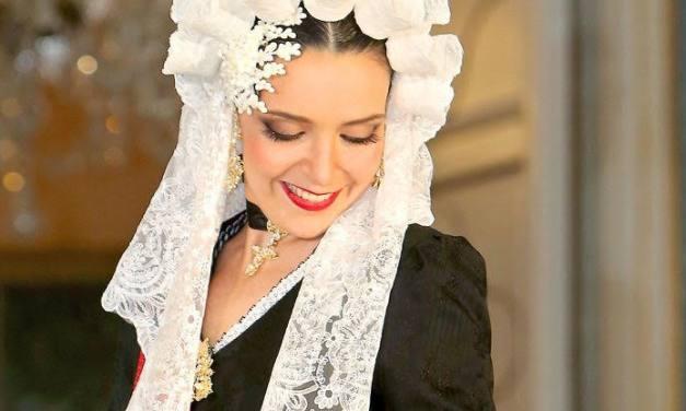 Jessica Lesende, candidata 2019 de la Hoguera Sagrada Familia
