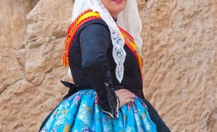 María Taboada, candidata 2018 de la hoguera Barrio Obrero