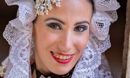 Ariadna Pérez, candidata 2018 de la Hoguera Doctor Bergez-Carolinas